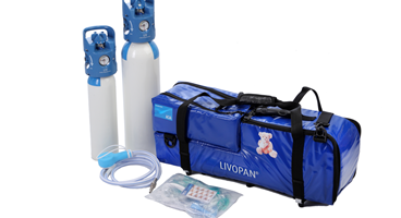 LIVOPAN bag and cylinders